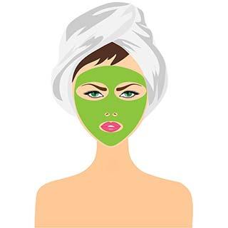 Varför ska man använda ansiktsmask?